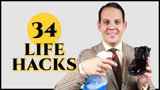 35 Life Hacks Every Modern Gentleman Should Know