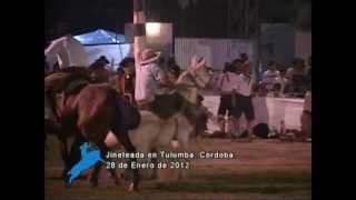 preview picture of video 'Jineteadas en la semana de Tulumba, Córdoba (Enero 2012)'