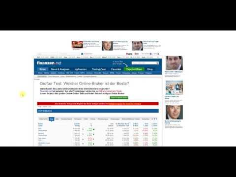Dax future trading