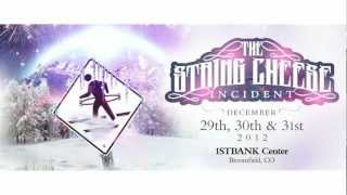 The String Cheese Incident New Years Food Drive