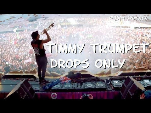 Timmy Trumpet [Drops Only] @ Tomorrowland Belgium 2017