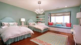 Cozy Guest Room Design Ideas With Twin Bed -  Room Ideas