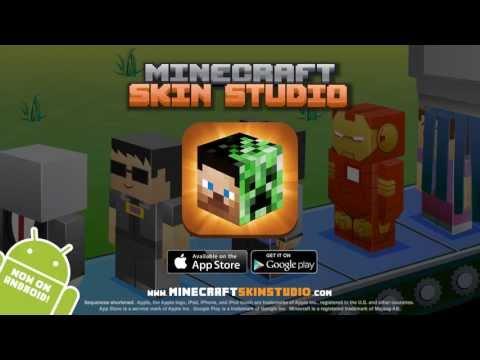 Video of Minecraft Skin Studio