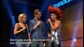 Eva Simons - Silly Boy - live (TV)
