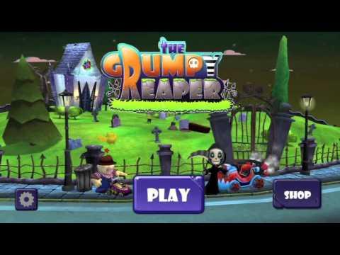 Grumpy Reaper Trailer WiiU thumbnail