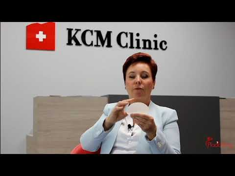 KCM Clinic's Doctor Explains Vital Details of Mammary Implants