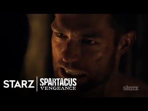 Spartacus: Vengeance (Comic-Con Teaser)