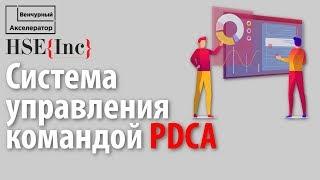 Система управления командой. Модель PDCA