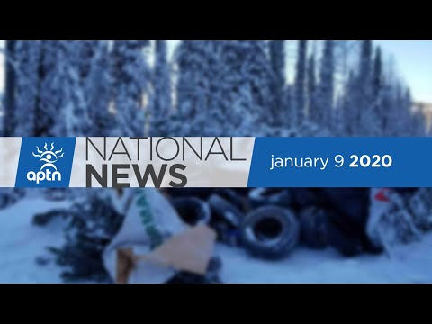 APTN National News January 9, 2020 – RCMP opens criminal investigation, Mi'kmaq fishing boat update