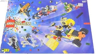 A look through a LEGO Idea book from 1997!