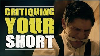 Critiquing Your Short Films - Video Youtube
