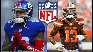 NFL Stars Final Touchdown With Their Former Team || HD