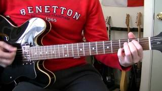 Soda Stereo | Te Para Tres (unplugged) | Guitar Cover HD