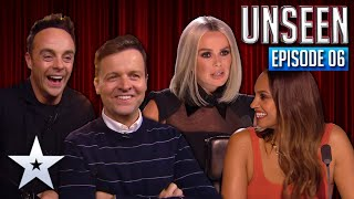 Ant and Dec PRANK the Judges... AGAIN! | Episode 6 | BGT: Unseen