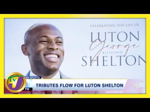 Tribute Flow for Luton Shelton February 25 2021