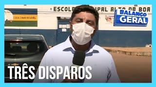 Caçada a Lázaro Barbosa: repórter testemunha tiros durante as buscas nesta quinta-feira (24)