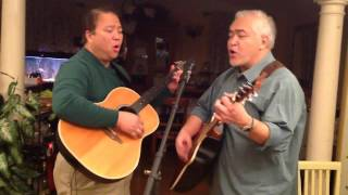 Steve Firme and Arnel Joaquin cover Ewan (APO HIking Society)