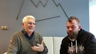 IROKEZ Janusz Dąbrowski o falach milimetrowych