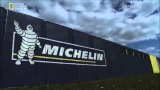 Как производят шины michelin