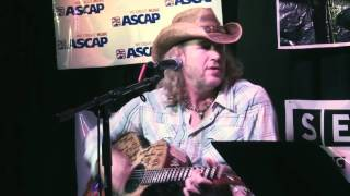 """Anthony Smith """"Who Invented the Wheel""""  2016 DURANGO Songwriters Expo/SB"""