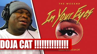 The Weeknd - In Your Eyes Remix feat. Doja Cat (Audio) - REACTION