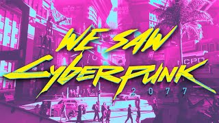 We Saw an Hour Demo of Cyberpunk 2077   E3 2018