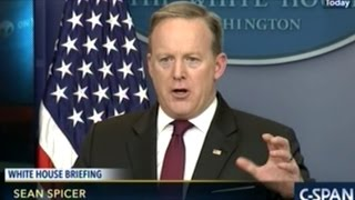 Sean Spicer Says Federal Crackdown On Recreational Marijuana Coming Soon!