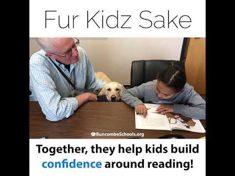 Fur Kidz Sake at Johnston Elementary School