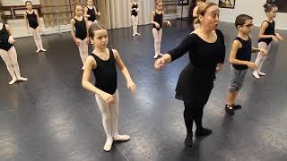 Cours de ballet classique (niveau 2)