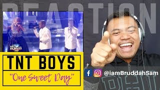 "TNT BOYS singing, ""One Sweet Day"" on Your Face Sounds Familiar Kids 