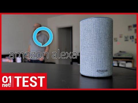 Test Amazon Echo : Alexa réussit-elle son arrivée en France ?