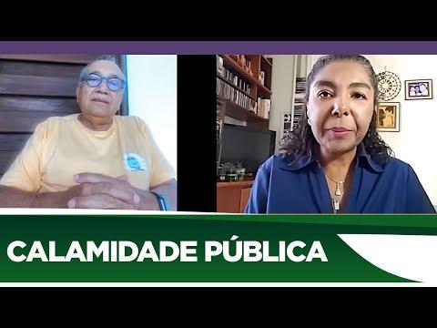 Gastão Vieira apresenta projeto que regulamenta estado de calamidade pública nacional - 01/04/20