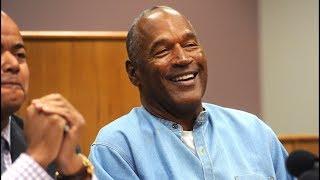OJ Simpson is granted parole from prison