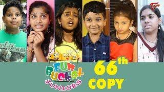 Fun Bucket JUNIORS | Episode 66 | Kids Funny Videos | Comedy Web Series | By Sai Teja   TeluguOne