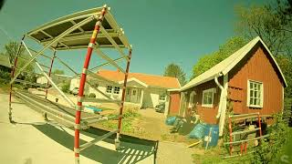 SNi-FPV - Flight of the day - Building material