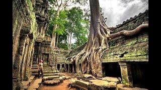 Khmer megality Kambodža - Angkor Wat