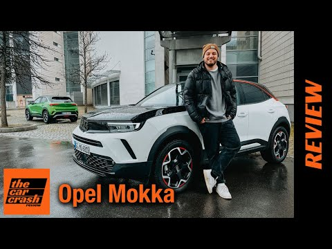 Opel Mokka (2021) 💨 Unterwegs mit Germany's Next Topmodel? 🤯 Fahrbericht | Review | Test | GS Line