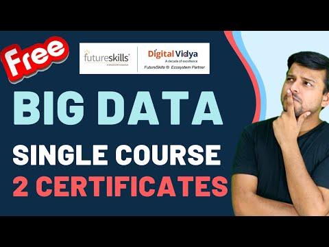 Big Data Free Course with Certificate | Future skills Nasscom ...