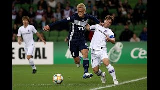 MELBOURNE VICTORY AUS 1-3 SANFRECCE HIROSHIMA JPN - AFC Champions League: Group Stage