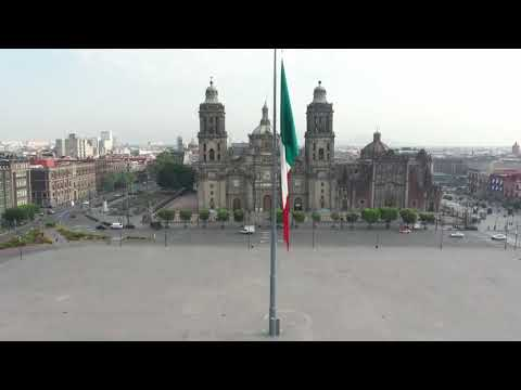 COVID-19 | Mexico City goes quiet during pandemic