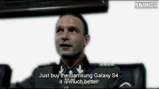 Hitler introduces the iPhone 5C (Apple/Downfall parody)