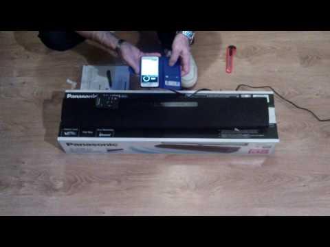 Testing | Panasonic | SC-HTB8 | Soundbar | 2.0ch 80W  (Bluetooth/Wireless + Wired)