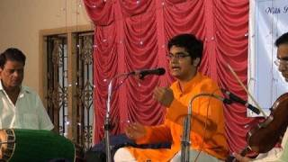 Carnatic Vocal by Raghava Krishna