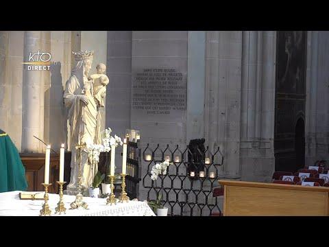 Messe du 8 juin 2021 à St-Germain-l'Auxerrois