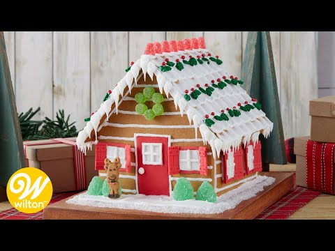 How To Assemble A Gingerbread House Mp3