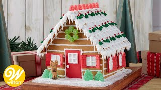 How To Assemble A Gingerbread House