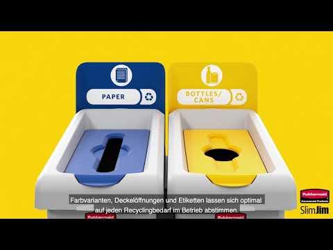"Product video for [{""languageId"":2,""languageCode"":""en-GB"",""propertyValue"":""Slim Jim® Recycling Station Bundle 4 Stream - Landfill/Paper/Plastic/Organic""},{""languageId"":3,""languageCode"":""fr-FR"",""propertyValue"":""Pack SJRS 4 flux - Décharge (noir)/ Papier (bleu)/Plastique (jaune)/Biodéchets (brun)""},{""languageId"":4,""languageCode"":""nl-NL"",""propertyValue"":""SJRS-bundel voor 4 stromen - huishoudelijk afval (zwart)/ papier (blauw)/ plastic (geel)/ organisch afval (bruin)""},{""languageId"":5,""languageCode"":""de-DE"",""propertyValue"":""SJRS, 4-Abfallarten-Set - Restmüll (schwarz)/Papier (blau)/Kunststoff (gelb)/Bioabfall (braun)""}]"