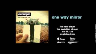 Example- One Way Mirror