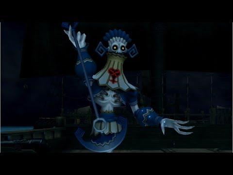 Kingdom Hearts II Final Mix (PS4) - Grim Reaper II No Damage