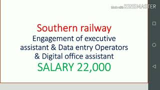 How to apply for engagement of executive assistant & data entry operators & digital office assistant